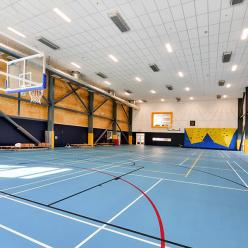Wakatipu High School offers state-of-the-art indoor recreation